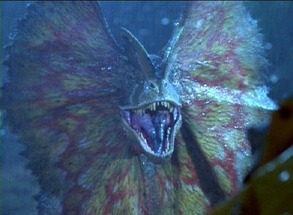 Gigadino les inexactitudes de la saga jurassic park - Dinosaure de jurassic park ...